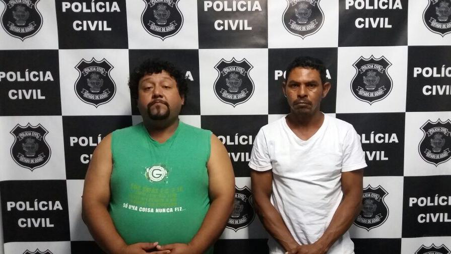 Suspeitos de desmatarem floresta são presos em Morrinhos