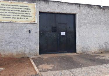 Princípio de confusão termina com detento ferido em Unidade Prisional de Morrinhos