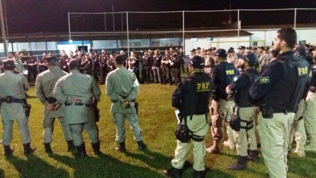 Operação Eclesiastes combate a criminalidade em Alexânia, no Entorno do Distrito Federal