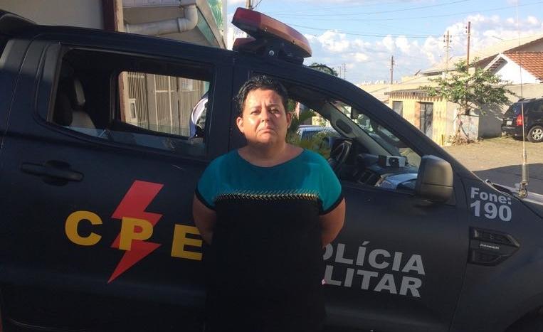 Mulher é presa em Aparecida de Goiânia suspeita de aplicar golpe com aluguel de casa pela internet