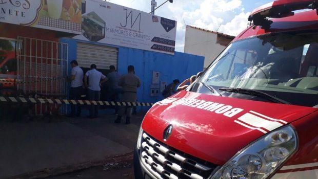 Casal é morto a tiros dentro da loja da família em Formosa, no Entorno do Distrito Federal