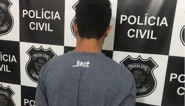 Homem é preso por dopar e estuprar adolescentes em Abadia de Goiás