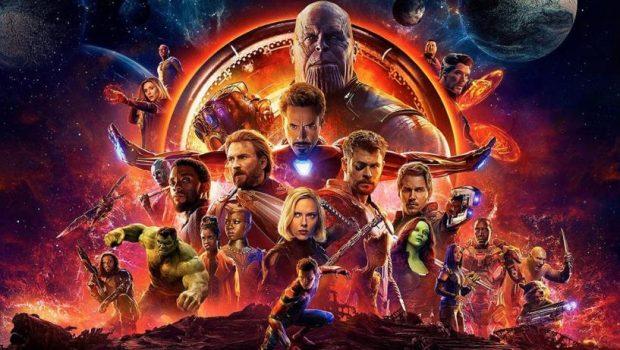 Vingadores: Guerra Infinita já arrecadou US$ 39 milhões