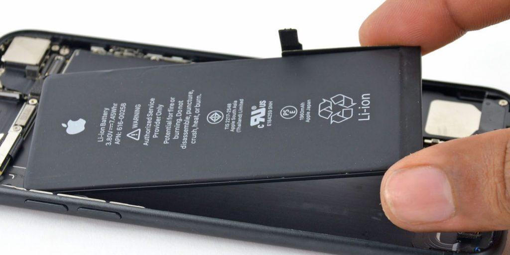 Apple pode estar explorando baterias flexíveis para 2020
