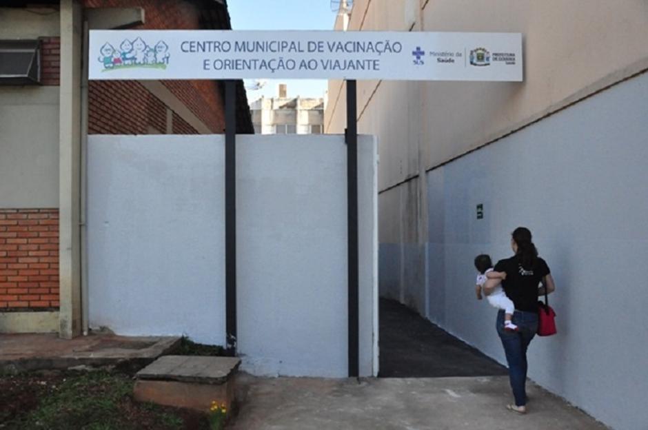 Vacinas contra a gripe H1N1 acabam em seis unidades de saúde de Goiânia