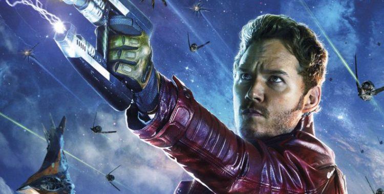 Chris Pratt descreve roteiro de Guardiões da Galáxia 3 como insanamente incrível
