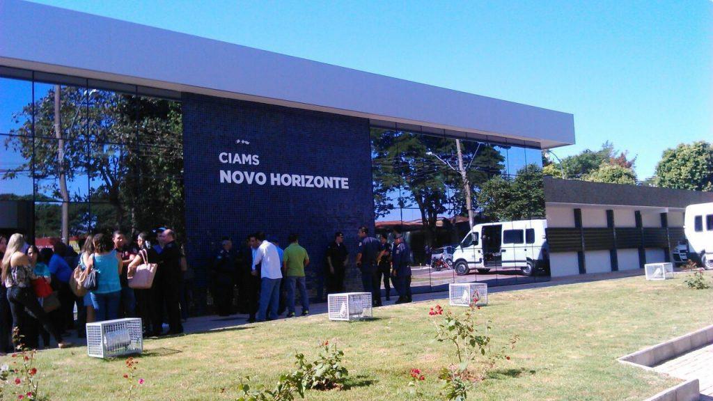 Criança de 1 ano recebe atendimento pós-afogamento no Ciams Novo Horizonte