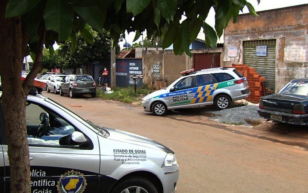 Filho é suspeito de matar a mãe a facadas no Jardim Guanabara, em Goiânia