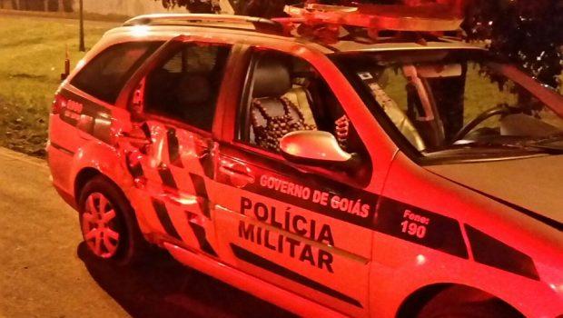 Furto de viatura por preso algemado será investigado, em Valparaíso de Goiás