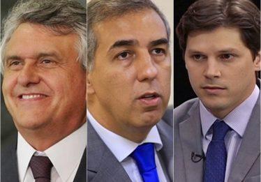 Pesquisa Ibope: Ronaldo Caiado tem 36%; Daniel Vilela e Zé Eliton aparecem empatados com 10%