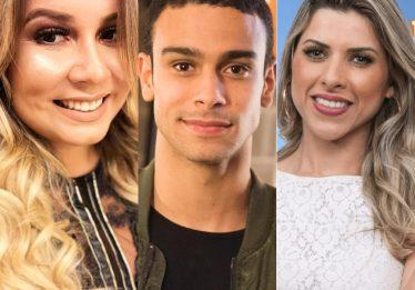 Famosos declaram torcida a finalistas do BBB 18 nas redes sociais