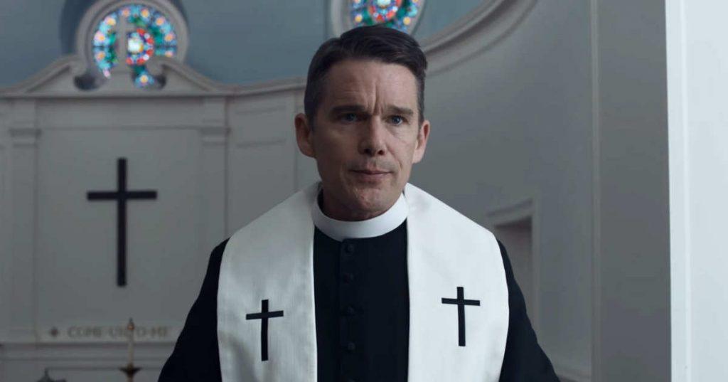 Com Ethan Hawke, 'First Reformed' ganha trailer