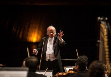 Karabtchevsky rege a Filarmônica de Goiás em concerto nesta sexta-feira (20)