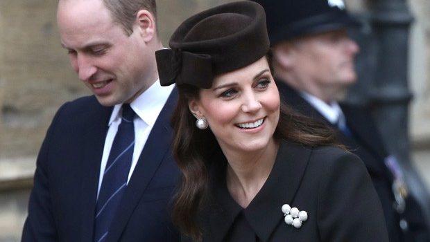 Nasce terceiro filho de Kate Middleton e príncipe William
