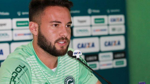 """Giovanni pede Goiás com """"cabeça no lugar"""" e reitera foco na Série B"""