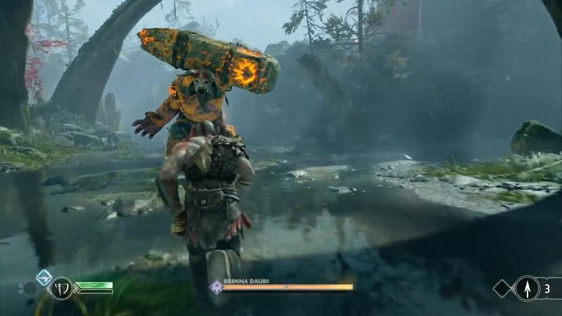 Vídeo de God of War desbrava a criação de Atreus