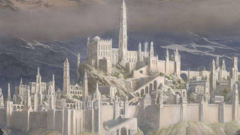 Um novo livro de JRR Tolkien será lançado