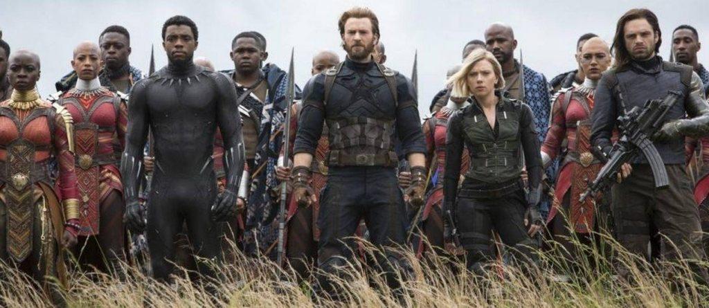'Vingadores: Guerra Infinita' quebra recorde nos EUA