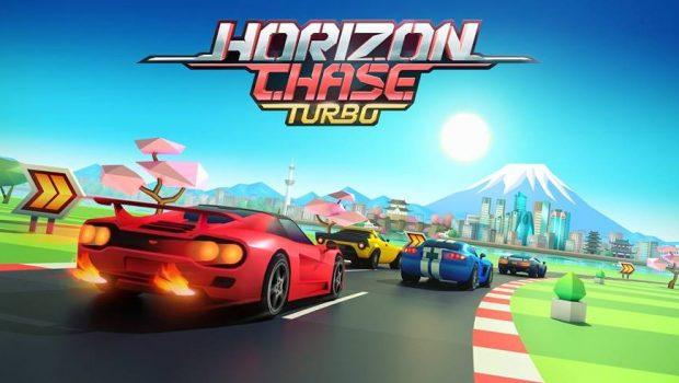 Jogo brasileiro Horizon Chase Turbo ganha data de lançamento no PS4