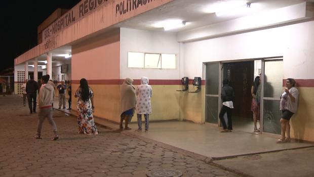 Adolescente é apreendido suspeito de tentar matar vigilante em hospital do Gama