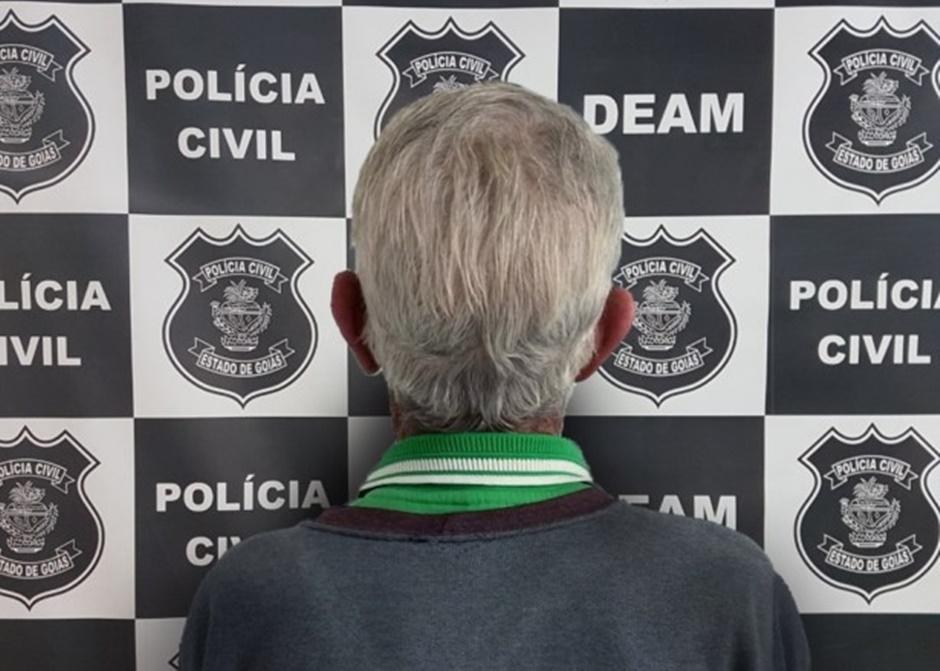 Idoso é preso suspeito de estuprar criança de seis anos, em Valparaíso