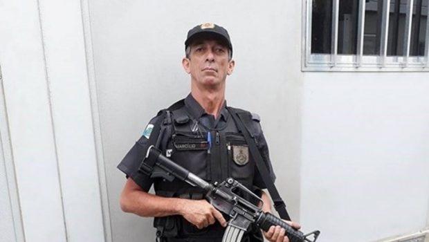 Subtenente é o 35º policial morto neste ano no Rio