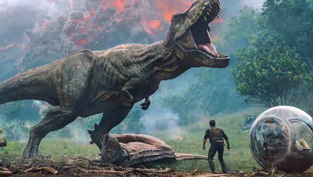 Jurassic World: Reino Ameaçado ganha trailer final