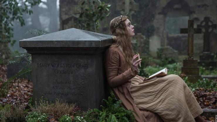 Veja primeiro trailer de Mary Shelley