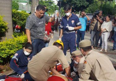 Idosa sofre ataque cardíaco poucos minutos após tomar vacina contra o H1N1, em Goiânia
