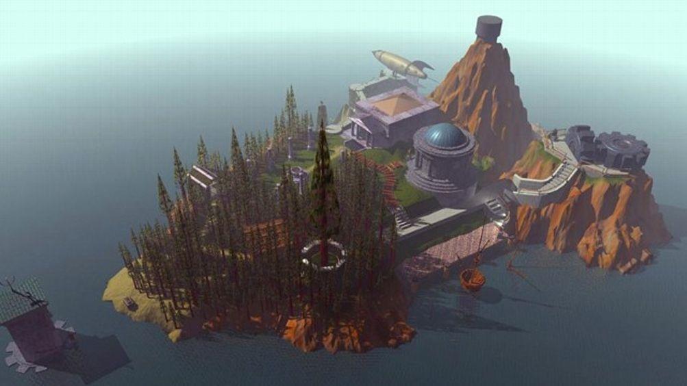 Myst retorna com campanha de 25 anos no Kickstarter