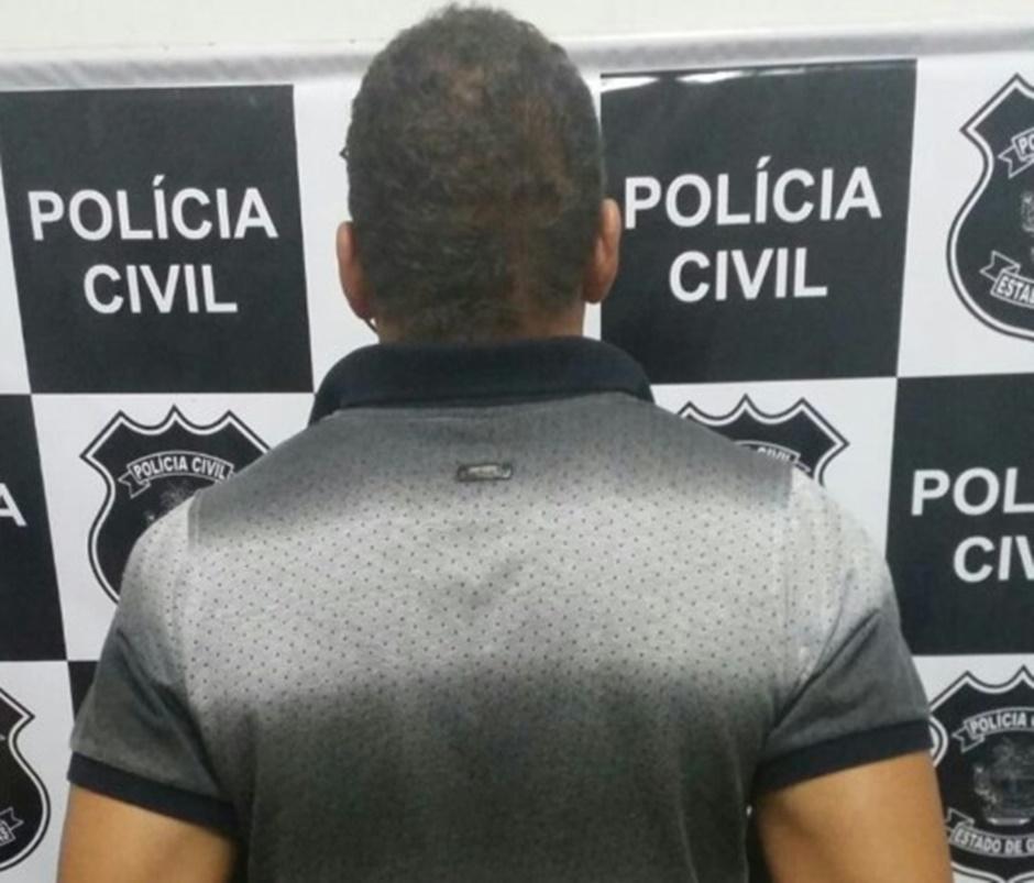 Padrasto é preso suspeito de abusar sexualmente das enteadas durante 10 anos, em Luziânia