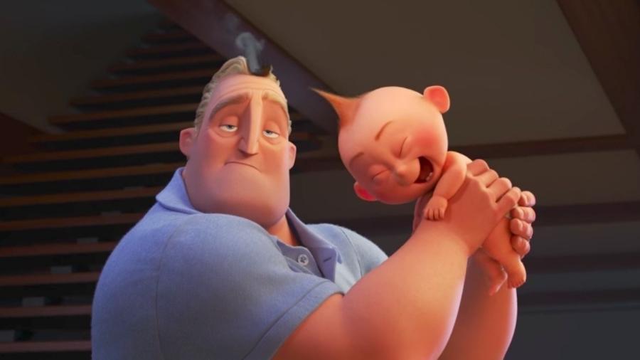 Veja novo trailer de Os Incríveis 2