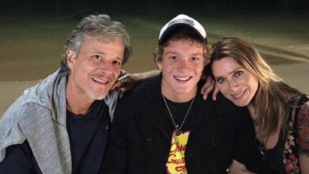 Filho de Letícia Spiller e Marcello Novaes é detido com drogas no Rio de Janeiro