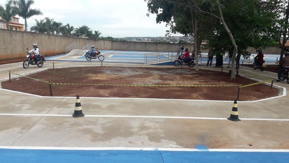 Goiânia ganha novo local de prova de motocicleta
