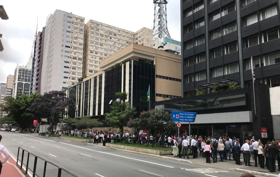 Tremor de terra assusta moradores de Brasília e São Paulo