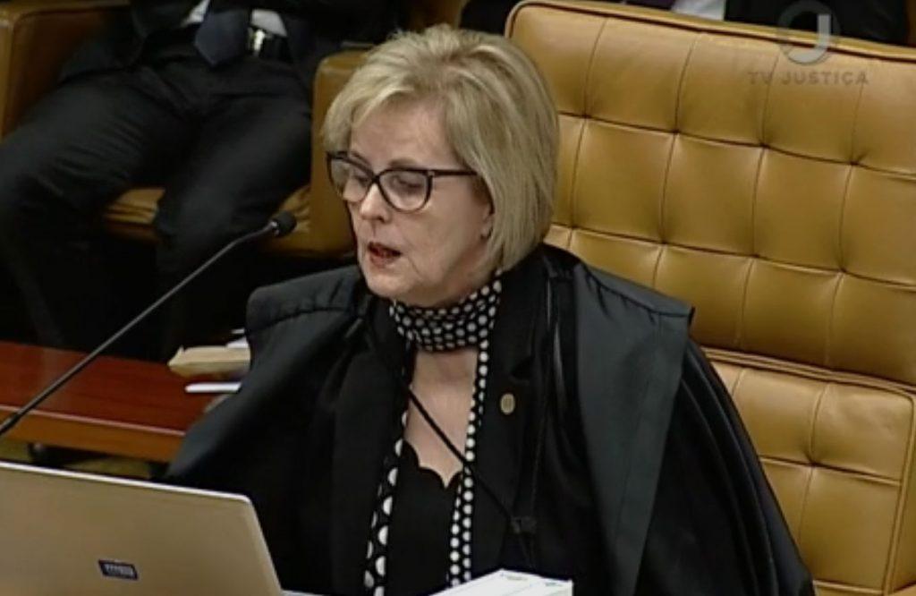 Rosa Weber vota contra Lula, e habeas corpus de Lula deve ser negado