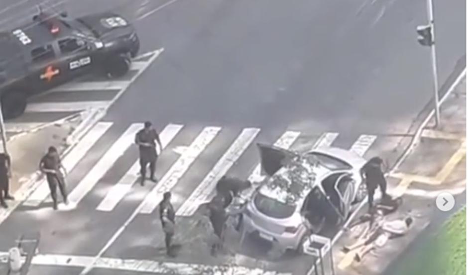 Trio é preso por apropriação indébita de veículo no Jardim Goiás, em Goiânia