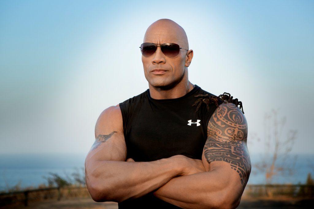 """Dwayne """"The Rock"""" Johnson fala dos seus problemas com depressão"""