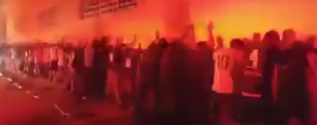 Torcedores do Goiás denunciam afrontamento e agressões durante abordagem da Polícia Militar