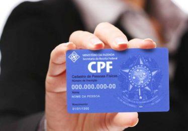 Caixa Econômica Federal deixa de emitir CPFs