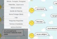 Acusado de ameaçar usuários, app SimSimi é suspenso no Brasil