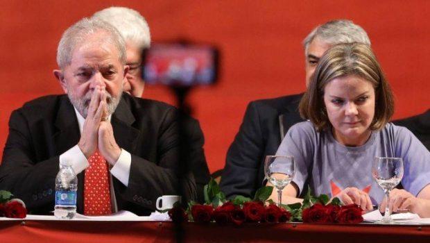 PGR denuncia Lula, Gleisi e mais 4 por corrupção e lavagem de dinheiro