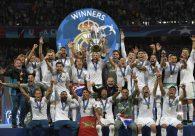 Real Madrid faz 3 a 1 no Liverpool e conquista o 13º título da Liga dos Campeões