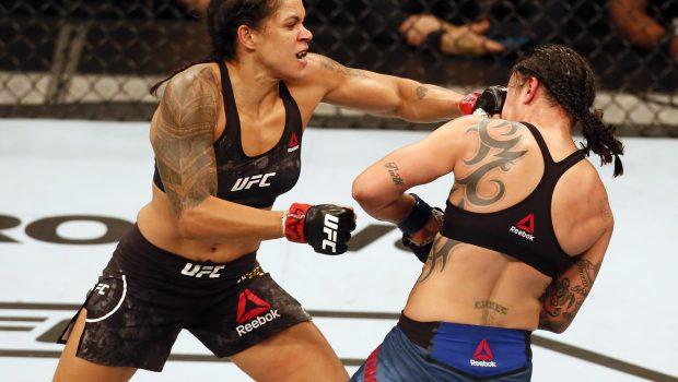 Amanda Nunes vence, mantém o cinturão e se torna soberana no UFC feminino