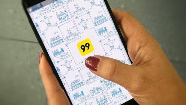 99 anuncia novas funcionalidades de segurança no aplicativo