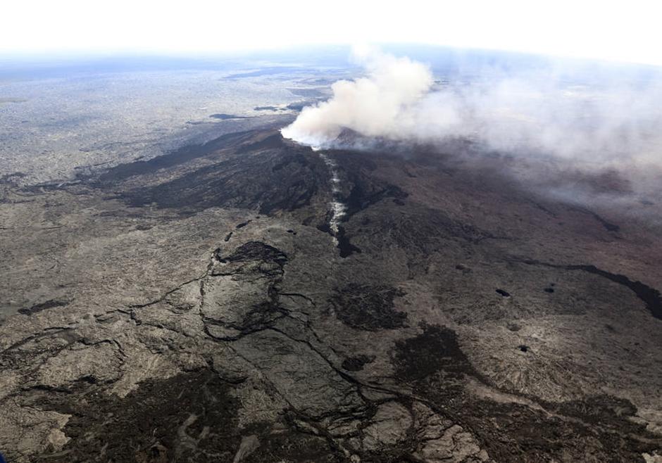 Vulcão entra em erupção no Havaí e população recebe ordem de saída