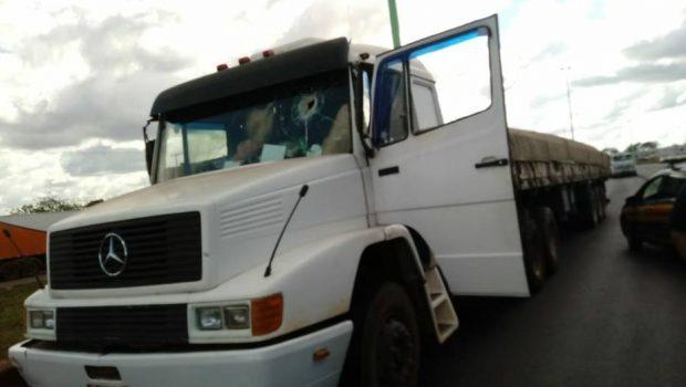 Suspeito de matar caminhoneiro em rodovia de Rondônia é preso