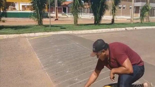 Município de Itapuranga deverá indenizar motociclista que se acidentou por falta de sinalização
