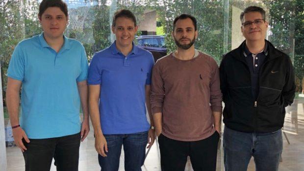 Bancada do PSD fecha apoio à reeleição de José Eliton