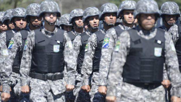 Força Nacional vai apoiar prevenção e repressão ao crime na Amazônia